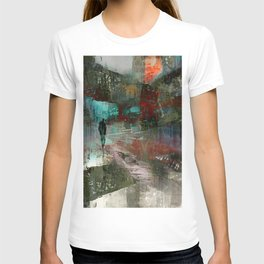 A city without you T-shirt