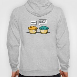 Two Muffins Hoody