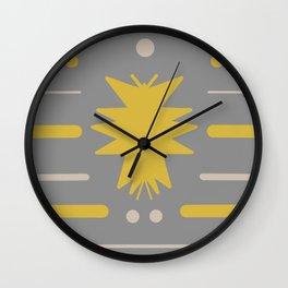 Dessert Star Wall Clock