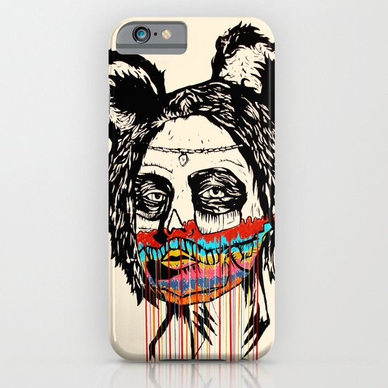Wonderdam Girl iPhone & iPod Case