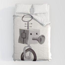 Little Robot Comforters