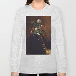 Flower Facade Long Sleeve T-shirt