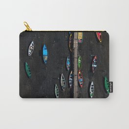 Colors of a low tide Carry-All Pouch
