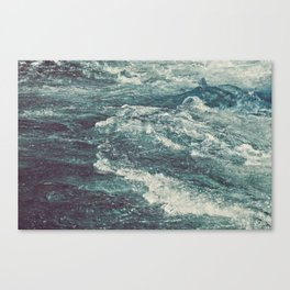River Water Canvas Print