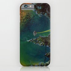 UFO Painting - Searchling -  iPhone 6s Slim Case