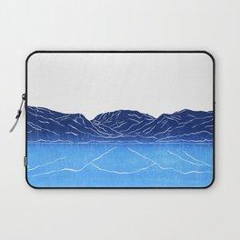 Colorado Mountain Grand Lake Mount Baldy Laptop Sleeve