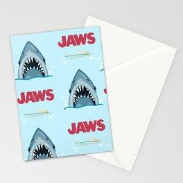 Shark Pattern no.1 Stationery Cards