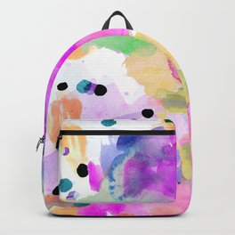 the funky road Backpack