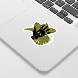 Mystic Hand Sticker
