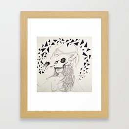Youngbird Framed Art Print