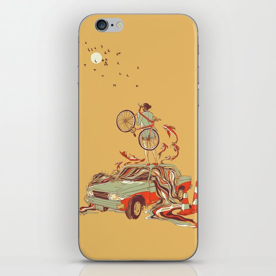 Whole New way iPhone & iPod Skin