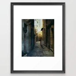Valletta Framed Art Print