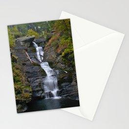 Raymond Skill Falls in Pennsylvania Stationery Cards