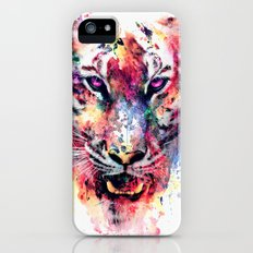 Eye Of The Tiger iPhone SE Slim Case