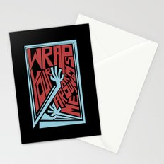 Wrap Your Arms Around Me Stationery Cards