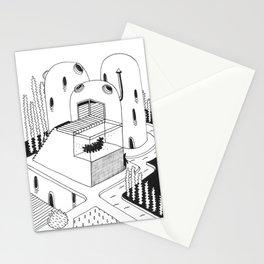 Algue Noire Stationery Cards