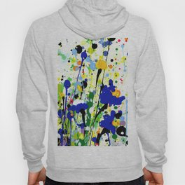 Deep In The Meadow 2 by Kathy Morton Stanion Hoody