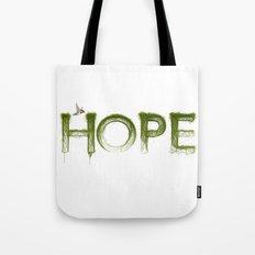 Just Hope Tote Bag