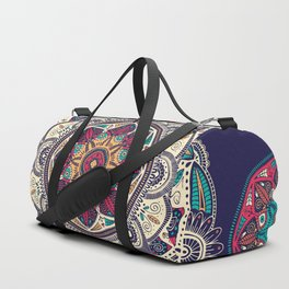 Colorful Mandala Pattern 007 Duffle Bag