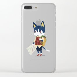 Rover Roves Clear iPhone Case