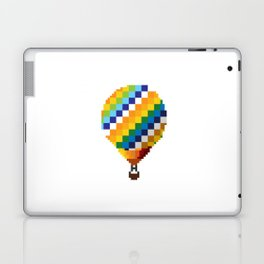 Pixel BTS Young Forever Hot Air Balloon Laptop & iPad Skin