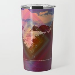 Into another dimension Travel Mug