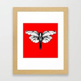 """Koloman (Kolo) Moser """"Butterfly design"""" (5) Framed Art Print"""