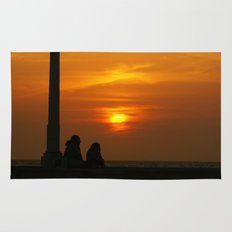 Romancing the Sunset Rug