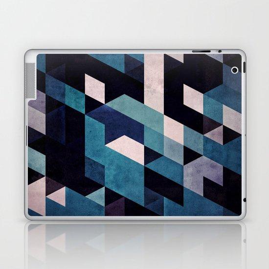 blux redux Laptop & iPad Skin