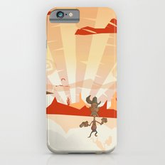 Wild west sheriff iPhone 6s Slim Case