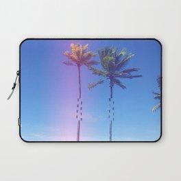 Fragmented Palm Laptop Sleeve