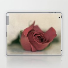 Single Rose fine art photography Laptop & iPad Skin