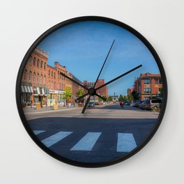 charlottetown Wall Clock