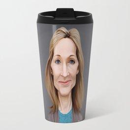 J.K Rowling Travel Mug