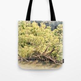 Memories of the river Tote Bag