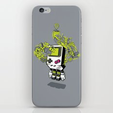 Pixel Dreams iPhone & iPod Skin