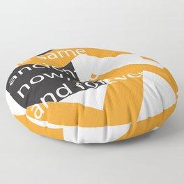 The Same Floor Pillow