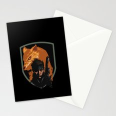 METAL GEAR: The Snake and the Fox Stationery Cards