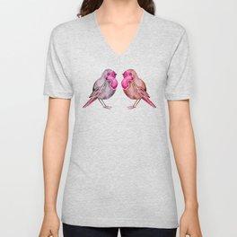 Rosie Birds Unisex V-Neck