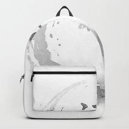 buddha and moon Backpack