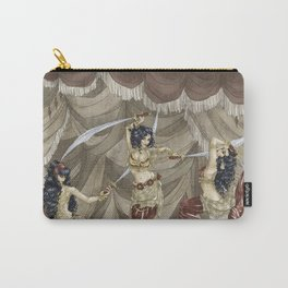 Midnight Circus: Sword Dancers Carry-All Pouch