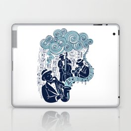 Got the Blues Laptop & iPad Skin