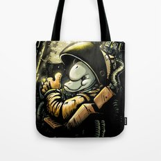 so long and thanks! (colour) Tote Bag