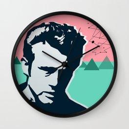james  Wall Clock