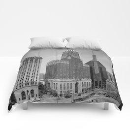 Light Street, Baltimore Comforters