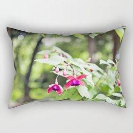 Fuchsia Dell Golden Gate Park Rectangular Pillow