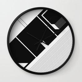 RIM TENSE Wall Clock