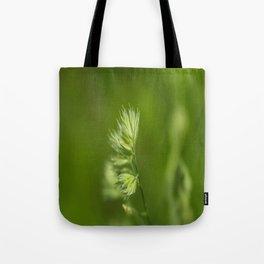 Green Plant Tote Bag
