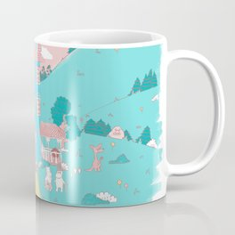 Valle Moomin Coffee Mug