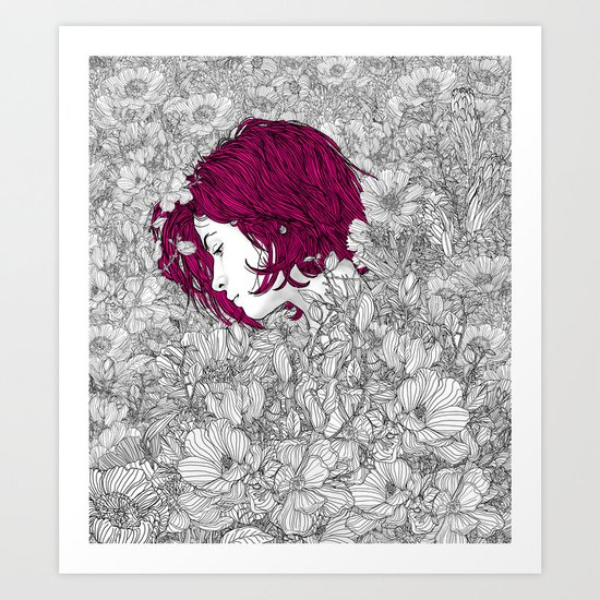 Hideaway Art Print